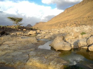 Die wundervolle Wüste Marokkos (Foto Joe Haider)