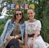 Fotografin Eva Maria Guggnberger und Designerin Eva Poleschinski. Sommerfest STYLEUPYOURLIFE! ((Foto Stefanie Jost/LEIBNITZ AKTUELL)