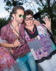 Michael Lameraner mit seiner Mutter - STYLE UP YOUR LIFE! Sommerfest OBEGG 26. (Foto STYLE UP YOUR LIFE/Moni Fellner)