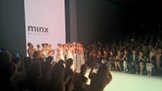 MINX by Eva Lutz - Mercedes Benz Fashon Week Berlin (Foto Hedi Grager)