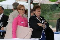 """Leni Koinegg-Maitz - Soroptimist Club Goldes - Charity zugunsten des Projektes """"Hautkrebs in der Schwangerschaft"""" am Ankerpunkt (Foto Alex Feyh)"""