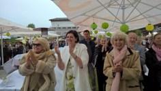 """Soroptimist Club Goldes - Charity zugunsten des Projektes """"Hautkrebs in der Schwangerschaft"""" am Ankerpunkt (Foto Hedi Grager)"""