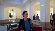 Die großartige Schauspielerin Ursula Strauss in der Rolle der Maria Bucher (Foto Hedi Grager)