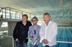 Stefan Jürgens, Enrico Jakob, CINESTYRIA, und Gregor Seberg (Foto Reinhard Sudy)