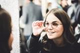 , Katharina Auferbauer von der Diagonale - Ein Jahr BrillenQuartier in Graz (Foto lupispuma)