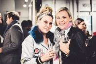Katharina Schlager und Tina Merlini - Ein Jahr BrillenQuartier in Graz (Foto lupispuma)