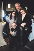 Carina Harbisch mit Albert Kriwetz - Ein Jahr BrillenQuartier in Graz (Foto lupispuma)