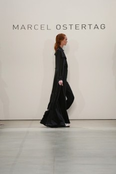 Spring/Summer-Collection des Designers Marcel Ostertag - Fashion Week New York, September 2016, at The Gallery at Skylight Clarkson Square (Photo by Rob Kim/Getty Images for IMG Fashion)