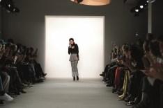 Dorothee Schumacher nach ihrer Show auf der MBFW Berlin (Photo by Andreas Rentz/Getty Images)