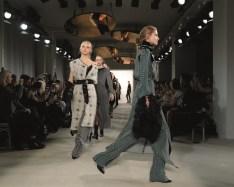 Dorothee Schumacher Show Mercedes-Benz Fashion Week Berlin (Photo by Andreas Rentz/Getty Images)