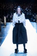 Designerin Esther Perbandt - Show Berlin Fashion Week (Foto Kowa-Berlin)
