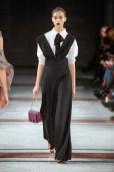 Show Marina Hoermanseder auf der Fashion Week Berlin (Foto Stefan Kraul)