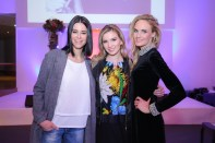 Brandboxx Fashion Night: Kerstin Lechner, Dragana Stankovic, Patricia Kaiser (Foto Moni Fellner)