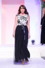 Brandboxx Fashion Night: Amina Dagi (Foto Moni Fellner)