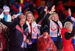 Topmodel Natalia Vodianova (Foto GEPA pictures/Special Olympics)