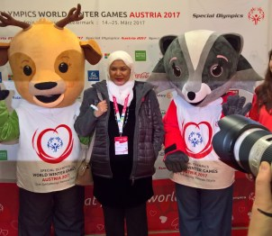 Special Olympics 2017 in Schladming (Foto Hedi Grager)