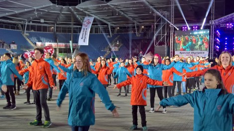 Special Olympics World Winter Games 2017 (Foto Hedi Grager)