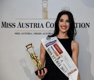Miss Styria Andrea Jörgler (Foto MAC/Conny Pail)