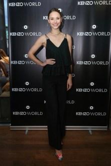 "KENZO & MARIONNAUD präsentierten das neue KENZO Parfum ""KENZO WORLD"" (Foto Moni Fellner)"
