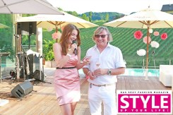 PINK&WHITE Sommerfest am Gut Pössnitzberg mit STYLE UP YOUR LIFE! (Fotos Michaela Scheurer & Philipp Enders)