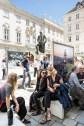 Ausstellung des Atelier Graz 'Expressions' in Wien (Foto Atelier Wien)