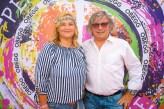 Renate und Walter Polz, Weingut Polz - OBEGG Sommerfest von Adi Weiss und Michael Lameraner (Foto Moni Fellner)