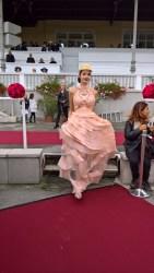 Vienna Ascot: Fashion Show Eva Poleschinski (Foto Hedi Grager)