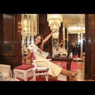 10 Jahre MADONNA - Miss Austria Celine Schrenk (Foto C. Kernmayer)