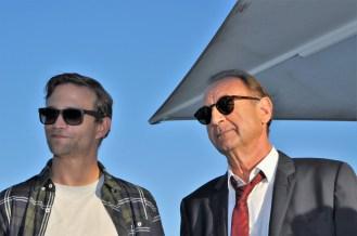 Michael Steinocher und Dietrich Siegel, SOKO Donau (Foto Reinhard Sudy)