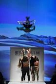 SPORTALM Show auf der MBFW Berlin, Jänner 2018 - Tanzeinlagen (Photo by John Phillips/Getty Images for Sportalm)