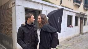 Venedig 2018 - Philipp Schulz und Lauren Klocker (Foto Hedi Grager)