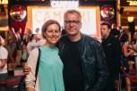 400 Jahre Zum Schwarzen Kameel: Angelika Ahrens & Kurt Gutenbrunner (Foto Philipp Lipiarski)