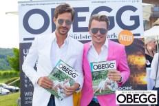 Sommerfest OBEGG - Best of Südsteiermark und LOISIUM - Michael Lameraner und Adi Weiss (Foto Moni Fellner)