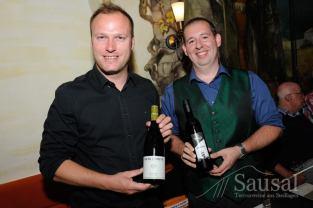 Sausal Revolution 18 - Michi Lorenz (Foto Weinbauverein Sausal)
