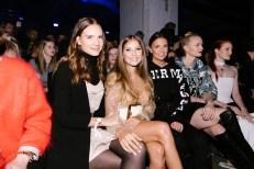 Marina Hoermanseder Fashion Show während der Berlin Fashion Week (Foto Paul Aiden Perry)
