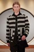 Show von Marcel Ostertag auf der Fashion Week Berlin, Jänner 2019 (Foto Getty Images)