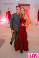 Brandboxx in Kooperation mit Style up your life! Model Philipp Knefz und Model Patricia Kaiser (Foto Moni Fellner)