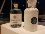 Der neue Gin von Unternehmerin Sussanne Baumann-Cox: The Good Gin (Foto Hedi Grager)