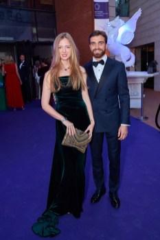 DUFTSTARS 2019: Eleonore von Habsburg und Jérôme d'Ambrosio (Foto Alexander Tuma)