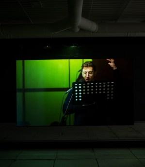 La Biennale di Venezia 2019: Lawrence Abu Hamdan (Photo Francesco Galli)