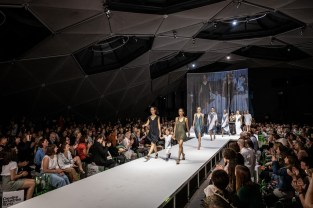 Kastner & Öhler Fashion Award - assembly Modenschau - NI-LY (©Nikola Milatovic)