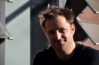 Schauspieler Philipp Hochmair (Foto Reinhard Sudy)