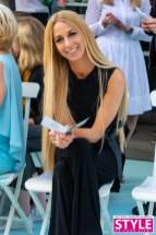 12. Brandboxx Fashion Night in Kooperation mit STYLE UP YOUR LIFE! - DaC-Organisatorin Yvonne Rueff (Foto Moni Fellner)