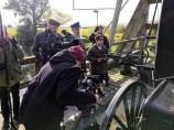 """""""Effigie"""" - Dreh auf der Trebelbrücke (©GeekFrog Media, Foto-Credit Julia Arif)"""