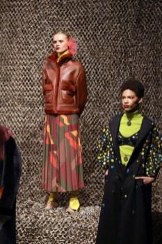 Dawid Tomaszewski - Fashion Show während der Berlin Fashion Week. (Photo by Andreas Rentz/Getty Images)