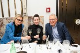 160-Jahr-Feier Weingut Potzinger - Hedi Grager - www.hedigrager.com, Alexandra Gorsche - Falstaff Profi, Thomas Spann - Geschäftsführer Kleinen Zeitung. (Foto Rene Strasser Fotografie)