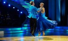 Dancing Stars 2020: Michaela Kirchgasser und Willi Gabalier. (Foto ORF)