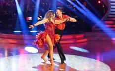 Dancing Stars 2020: Natalia Ushakova und Stefan Herzog. (Foto ORF)