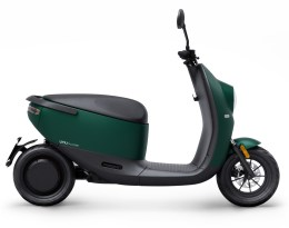 unu Scooter Cutout Side Pine Matte (Foto unu)