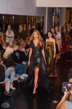 "Fashion Show ""la noche de los modelos"" im neuen Wiener Studio G. mit Models der Agentur 1 Place Models. (Foto Albert Stern)"